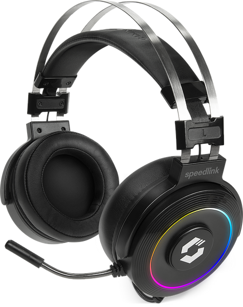 ORIOS RGB 7.1 Gaming Headset, black
