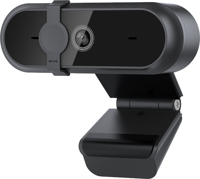 LISS Webcam 720P HD, black