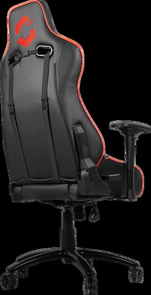 ARIAC Gaming Chair Premium, black-red