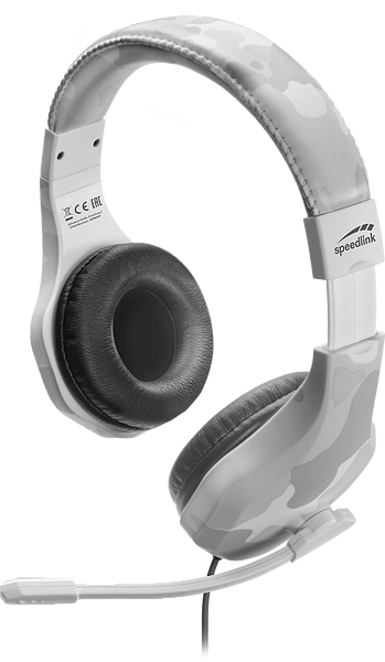 RAIDOR Gaming Headset - for PC/PS5/PS4/Xbox SeriesX/S/Switch, white