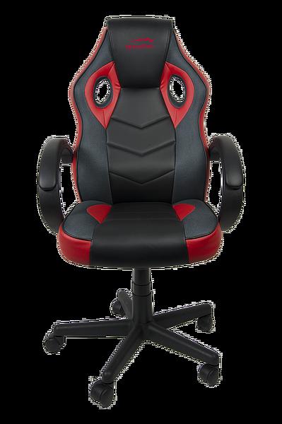 YARU Gaming Chair, black-red