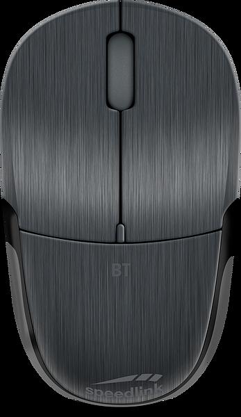 JIXSTER Mouse - Bluetooth, black