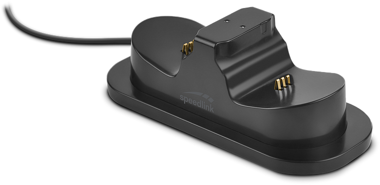 TWINDOCK USB Charging System - for Xbox One, black