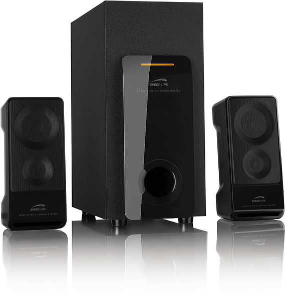 Gravity NX 2.1 Subwoofer System
