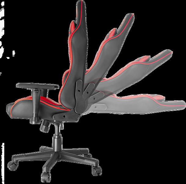 XANDOR Gaming Chair, black-red