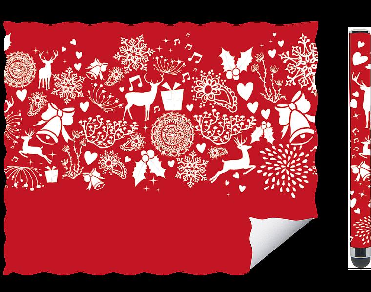 CERIMO Christmas Set, Stylus and Cleaning Cloth, xmas