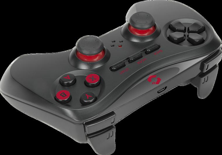 STRIKE NX Gamepad - Wireless - for PC, black