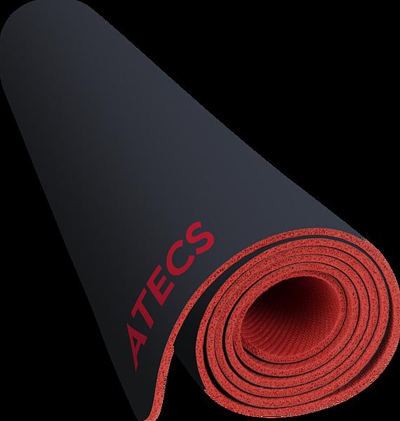 ATECS Soft Gaming Mousepad - Size XXL, black
