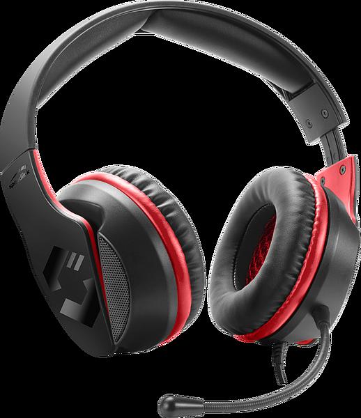 HADOW Gaming Headset, black