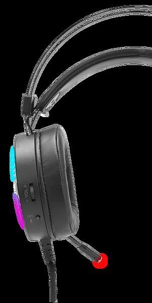 QUYRE RGB 7.1 Gaming Headset, black