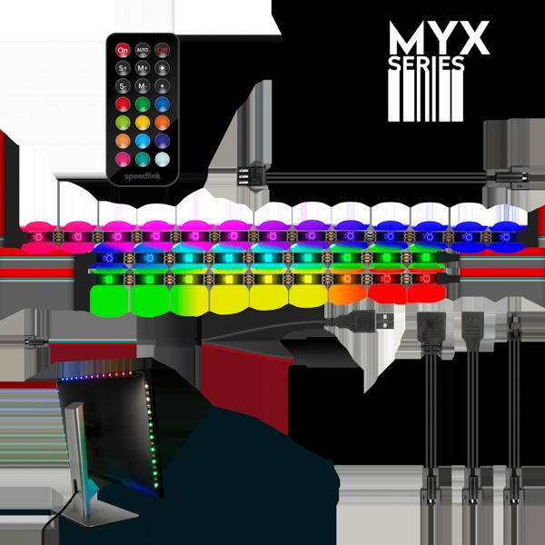 MYX LED Monitor Kit