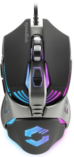 Tyalo Gaming Mouse Black
