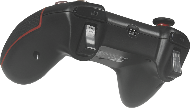 TORID Gamepad - Wireless - for PC-PS3, black
