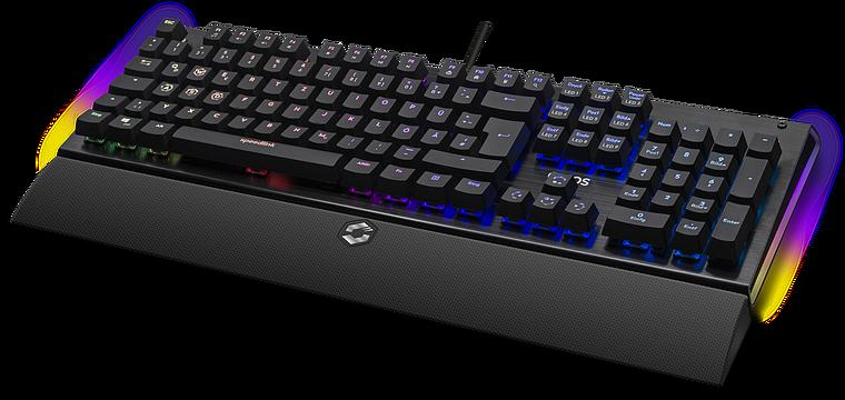 ORIOS RGB Opto-mechanical Gaming Keyboard, black