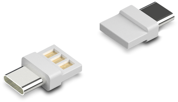 JAZZ USB Charger for PS5, white