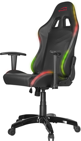 ZAPHYRE RGB Gaming Chair, black