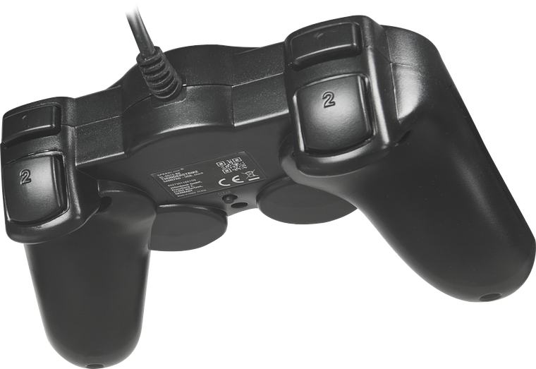 THUNDERSTRIKE Gamepad - USB, black
