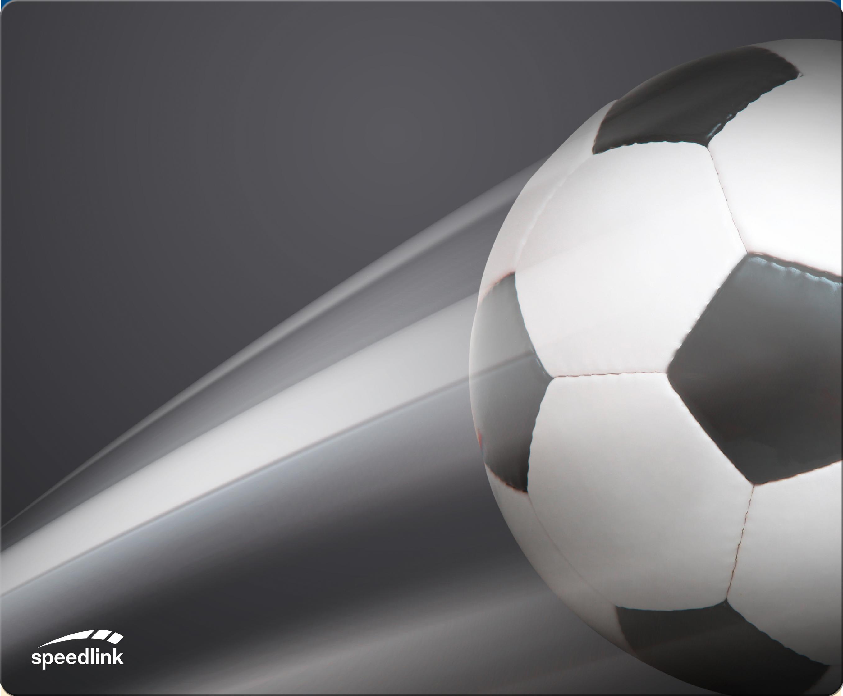 SILK Mousepad, Soccer