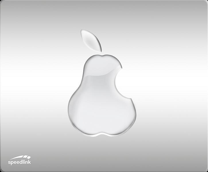 SILK Mousepad, Pear