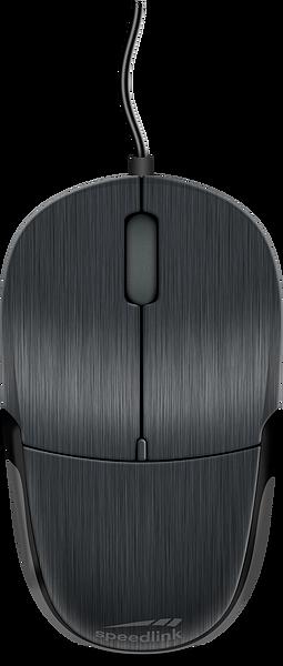 JIXSTER Mouse - USB, black