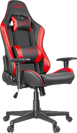 XANDOR Gaming Chair, black-red