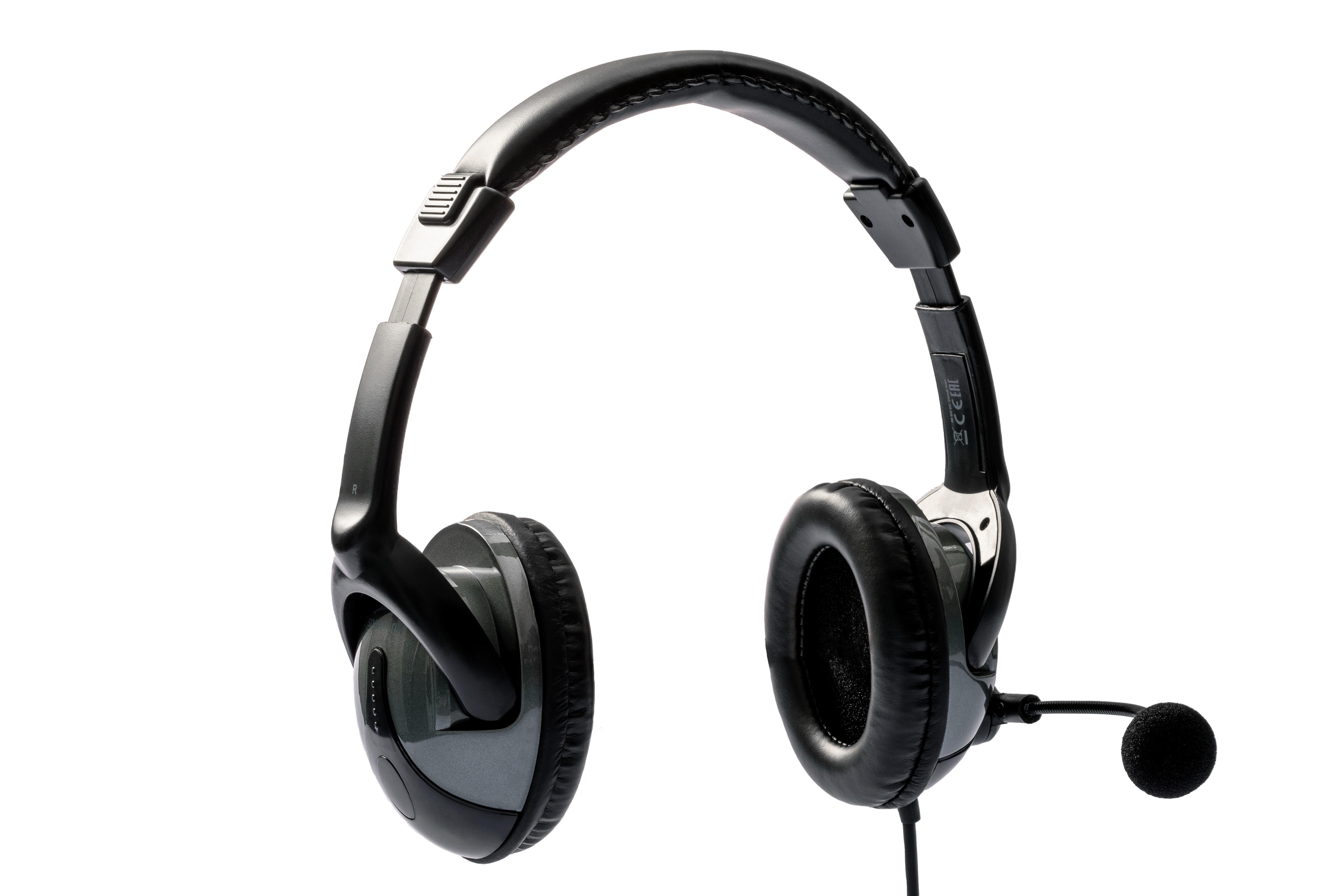 SENTO USB Headset, black