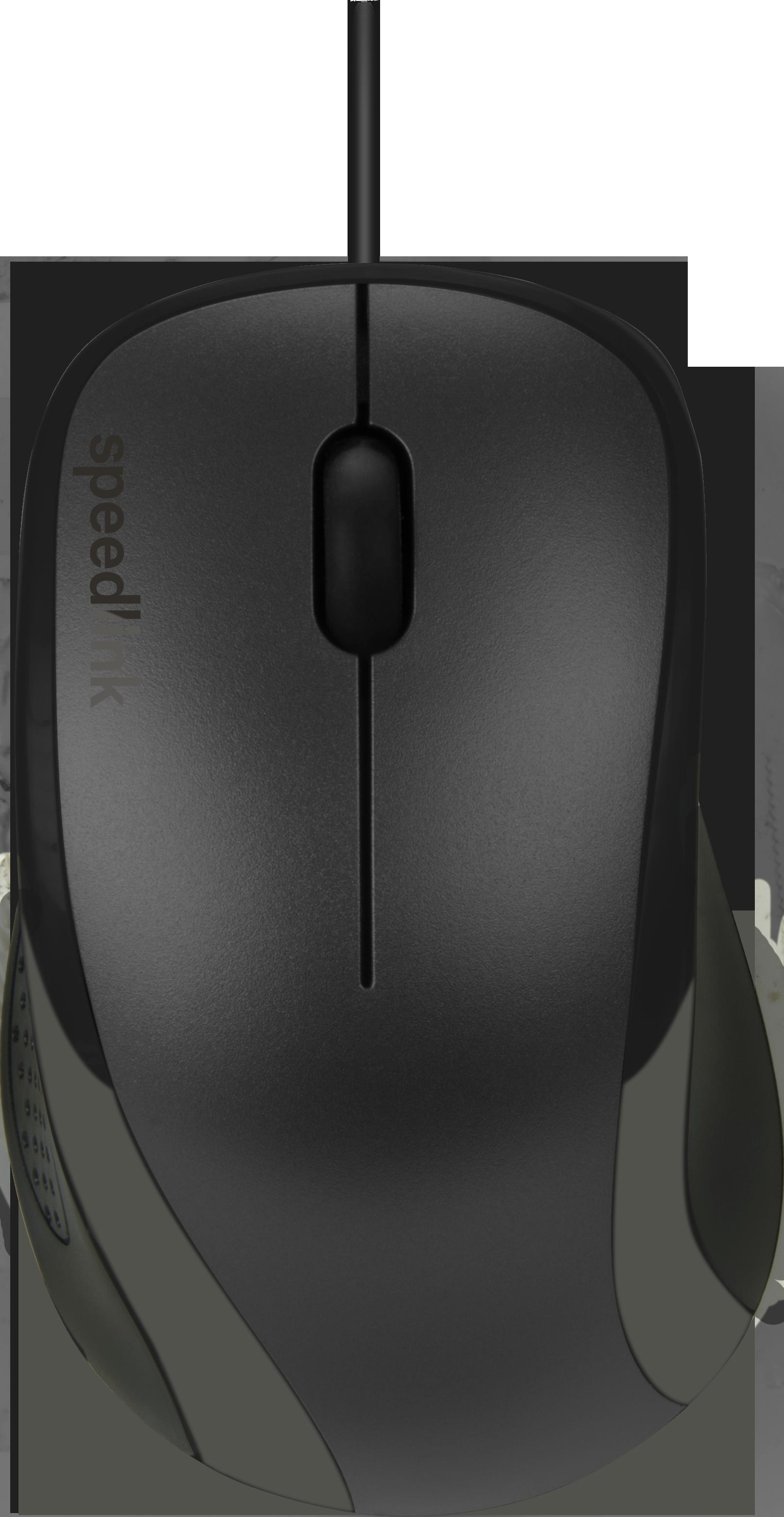 KAPPA Mouse - USB, black