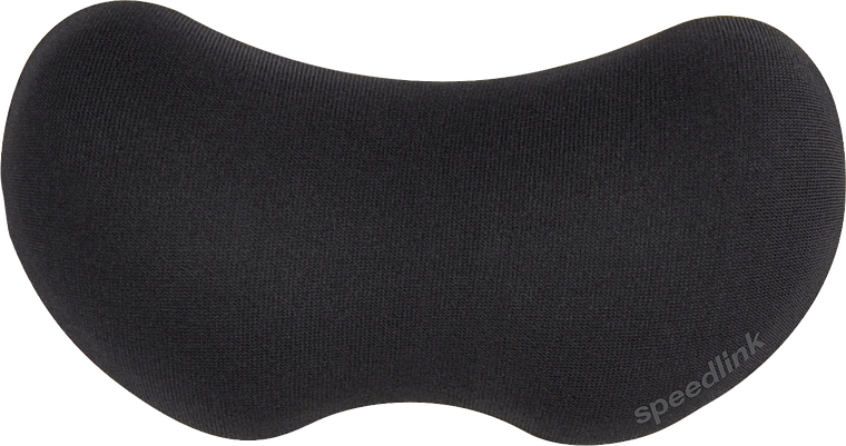 LAX Gel Wrist Rest, black