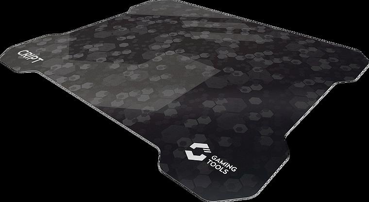 CRIPT Ultra Thin Gaming Mousepad, black